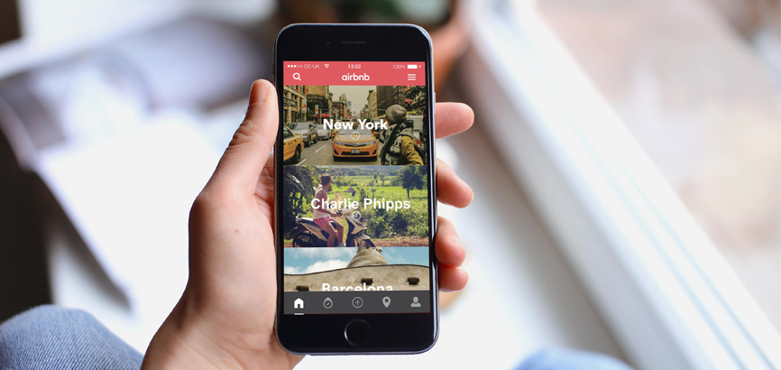 App Airbnb