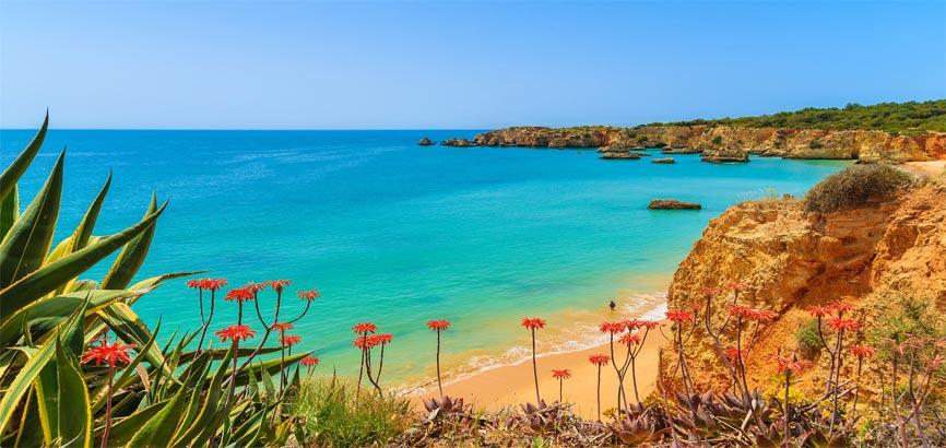 Kust van Algarve
