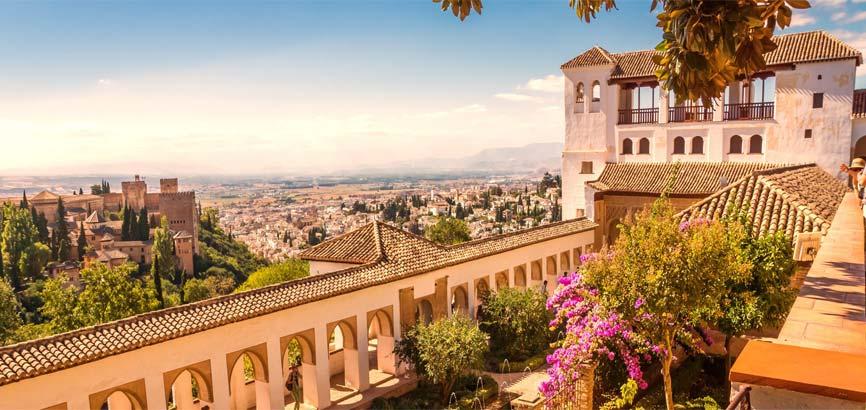 Andalusië villa