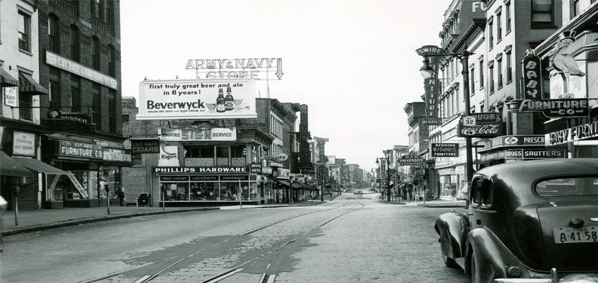 Beverwyck in 1940