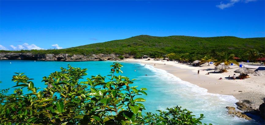 strand in Boca Samí