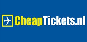 Ontvang Gratis een €10,- Actiecode op uw volgende Cheaptickets Boeking!