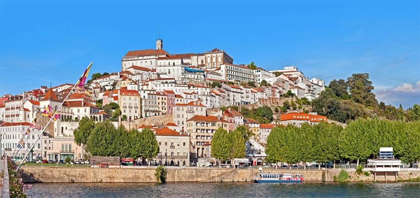 Vakantie Coimbra