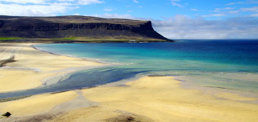 Strand De Westfjorden