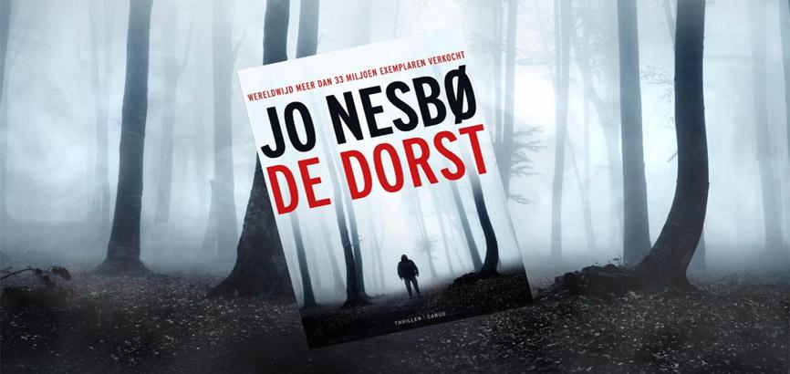 Cover van boek: De dorst - Jo Nesbø