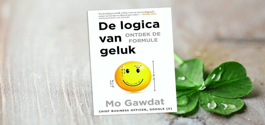 Cover van boek: De logica van geluk - Mo Gawdat
