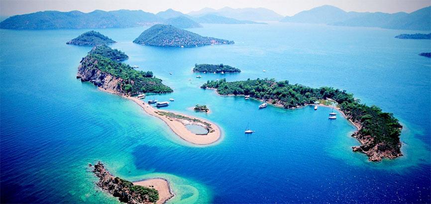 Egeïsche kust vakantie