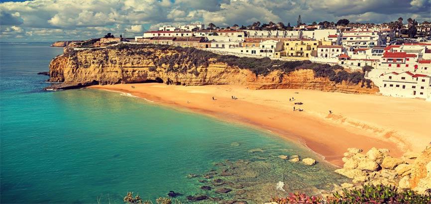 Kust Faro - Portugal