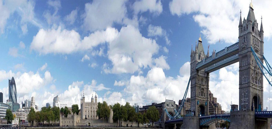 Centrum van London