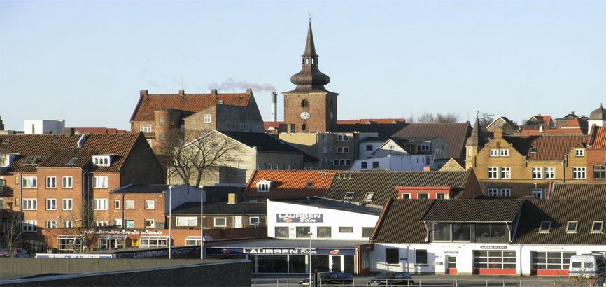 Centrum van Horsens