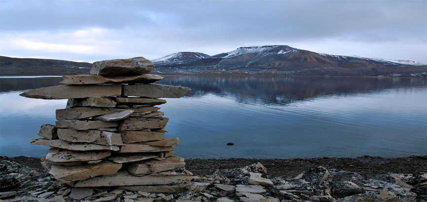 Natuur in Iqaluit