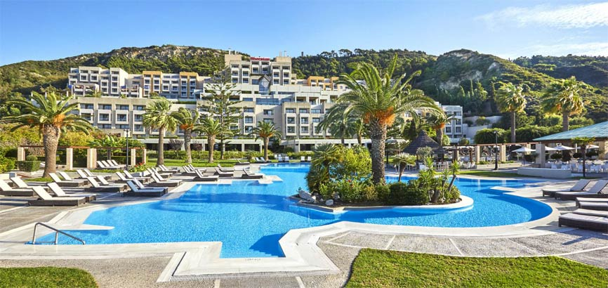 Hotel resort Ixia