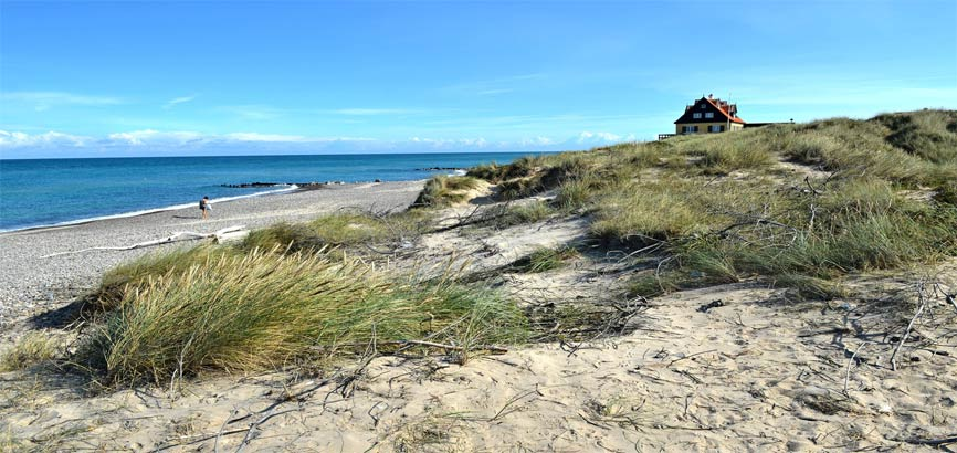 Strand van Jutland
