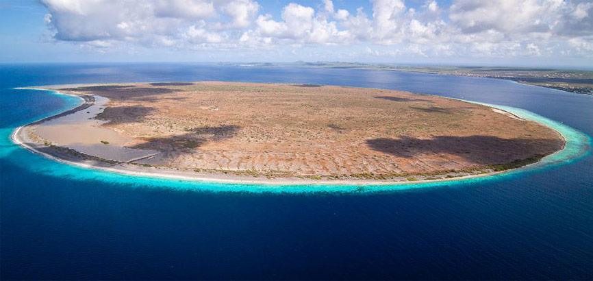 Eiland van Klein Bonaire