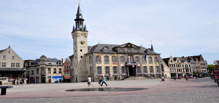 Stadscentrum van Lier