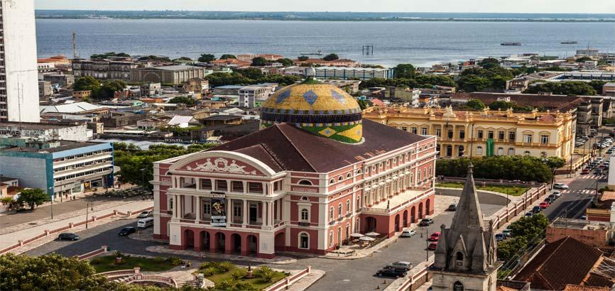 Stad Manaus