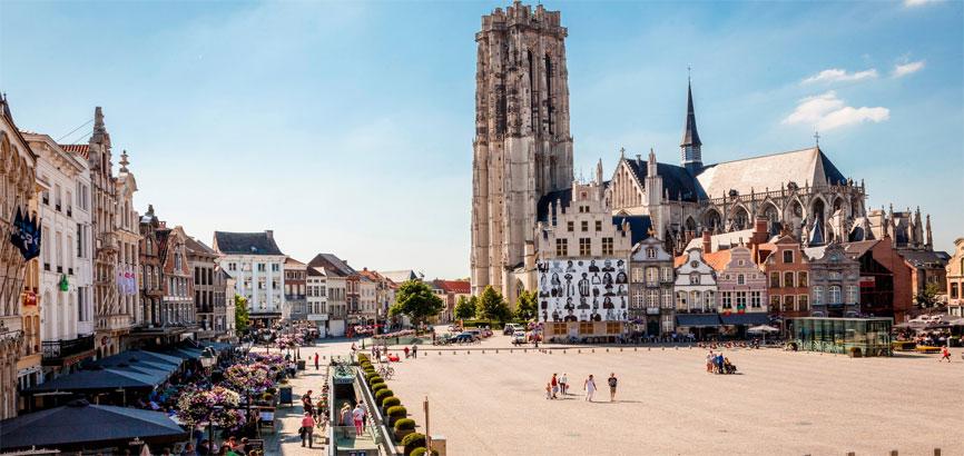 Centrum van Mechelen