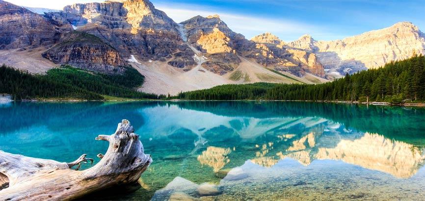Natuur Midden Canada