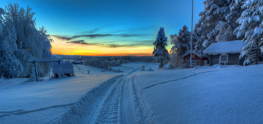 Natuur in Norrland