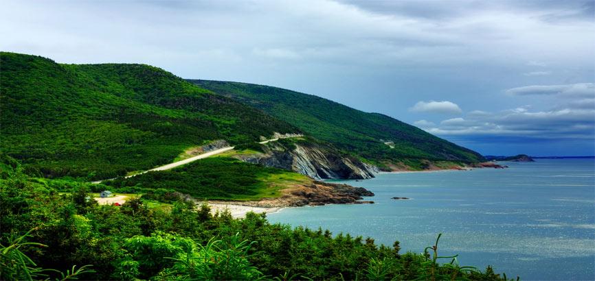 Kust Nova Scotia