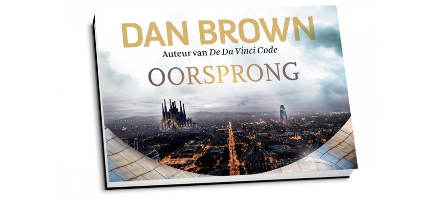 Foto van het Boek: Oorsprong - Dan Brown