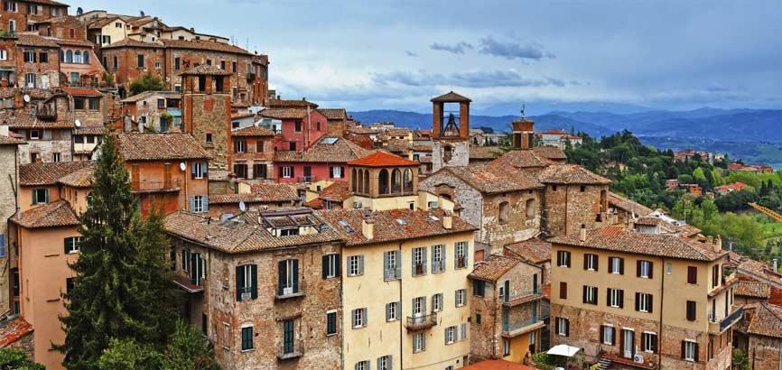 Stad Perugia