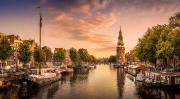 Top 10 Meest bezochte Nederlandse steden 2016