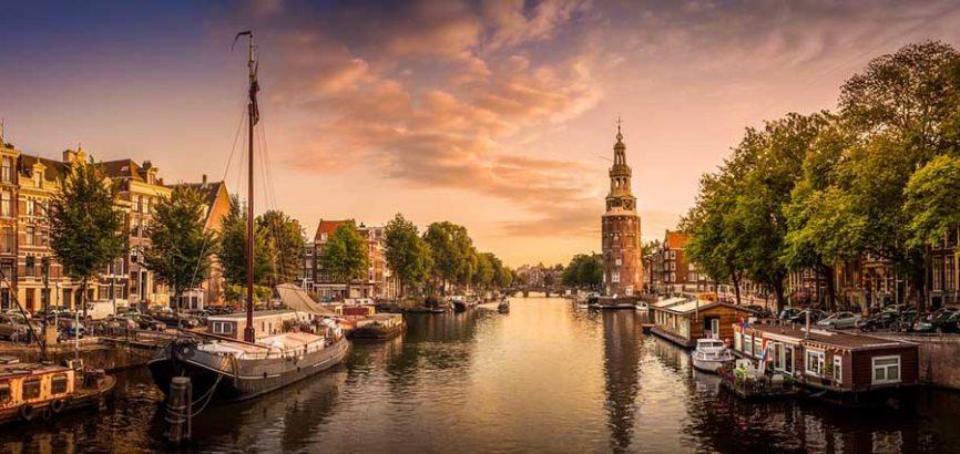Top 10 Meest bezochte Nederlandse steden 2017