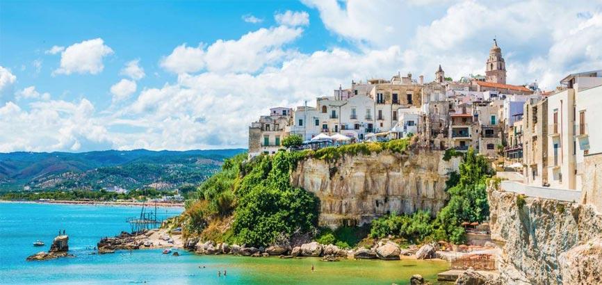 Kust van Puglia