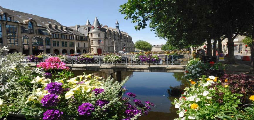 Quimper in Bretagne