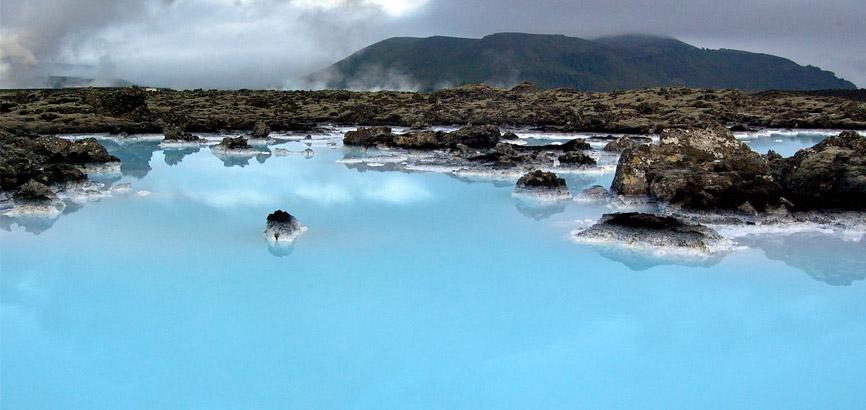 Blauwe Lagune Reykjanes