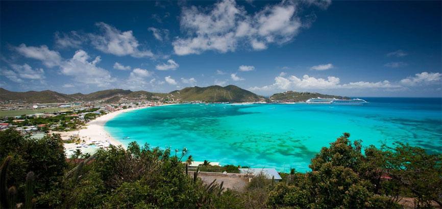 Kust van Sint Maarten