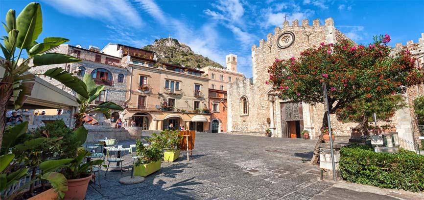 Stad Taormina
