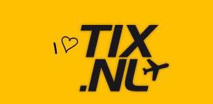 Tix Kortingscode: Nu €25,- KLM Werelddeal Korting!