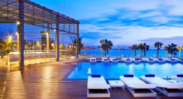 Top 10 beste luxe hotels in Barcelona