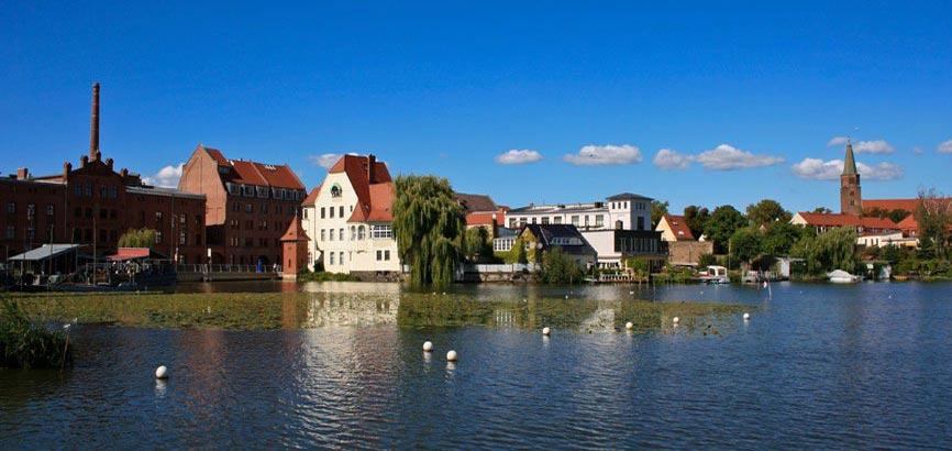 Brandenburg an der Havel vakantiebestemming