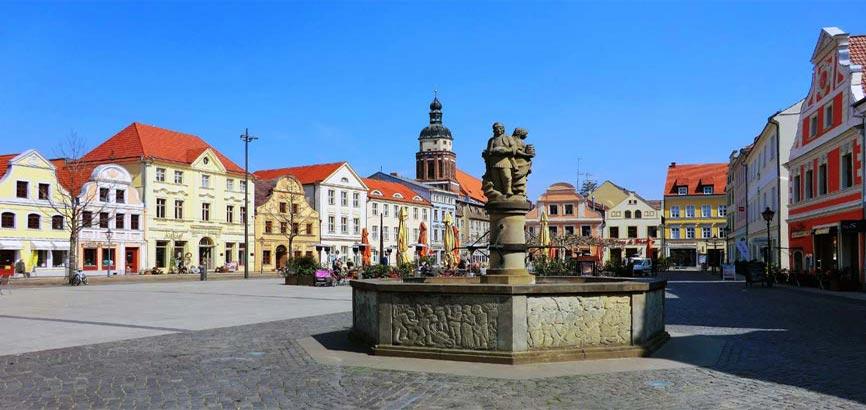 Cottbus stad