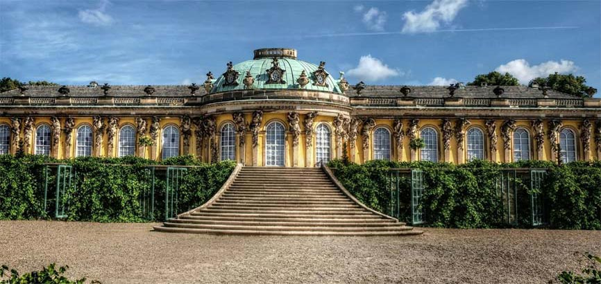 Hoofdstad Potsdam