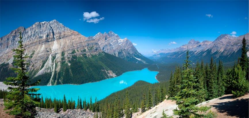 Natuur West Canada