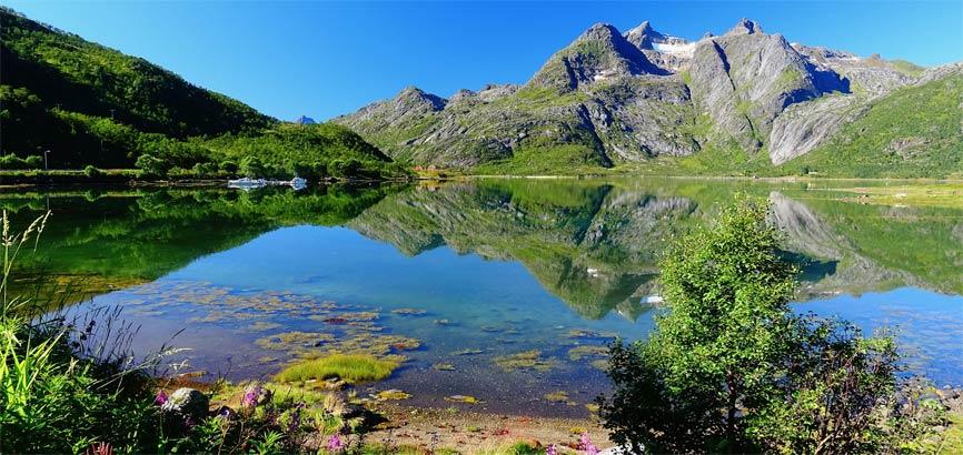 West-Noorwegen Natuur