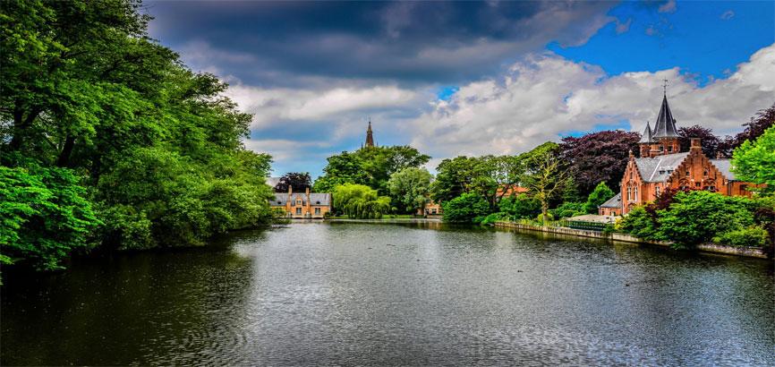 West-Vlaanderen natuur en centrum