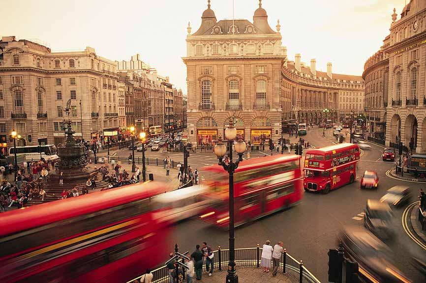 Shoppen in London