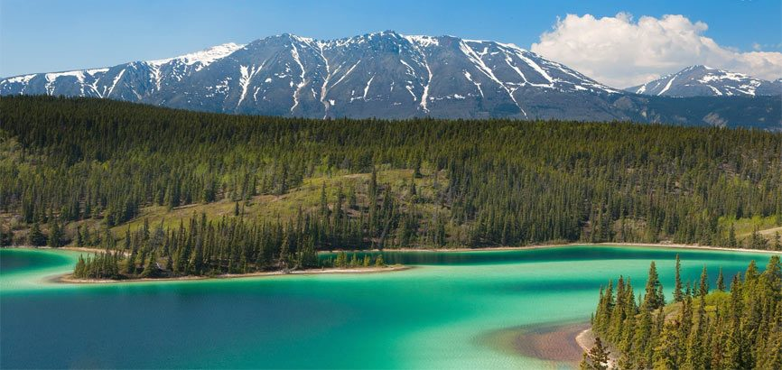 Yukon en Northwest Territories