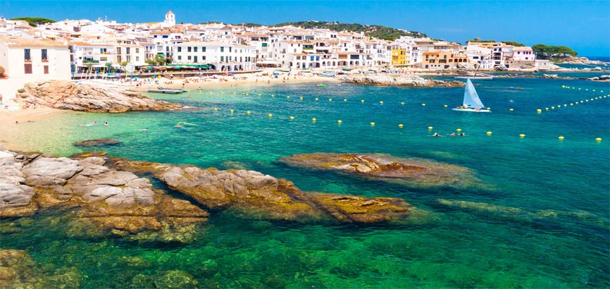 Kust Spanje