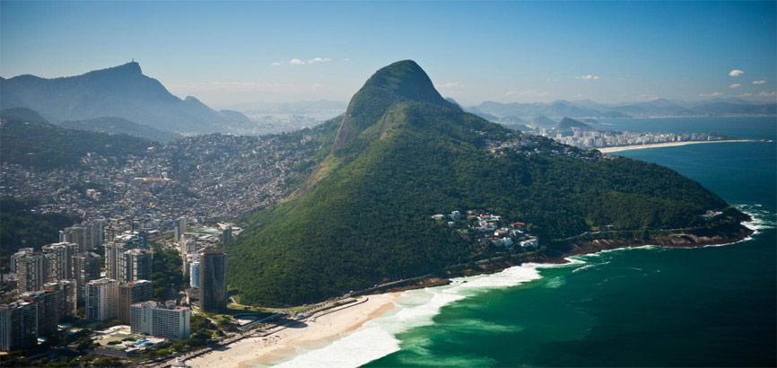 Rio de janeiro uitzicht