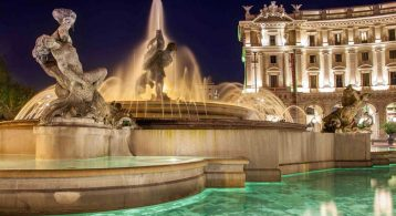Top 10 beste luxe hotels in Rome