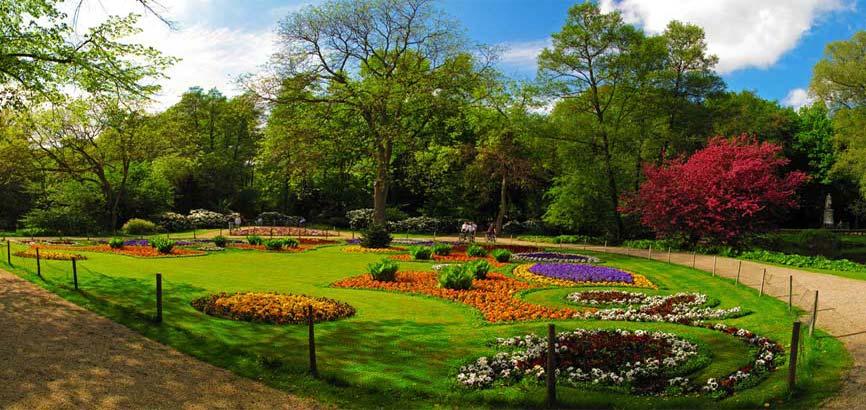park Tiergarten in Mitte